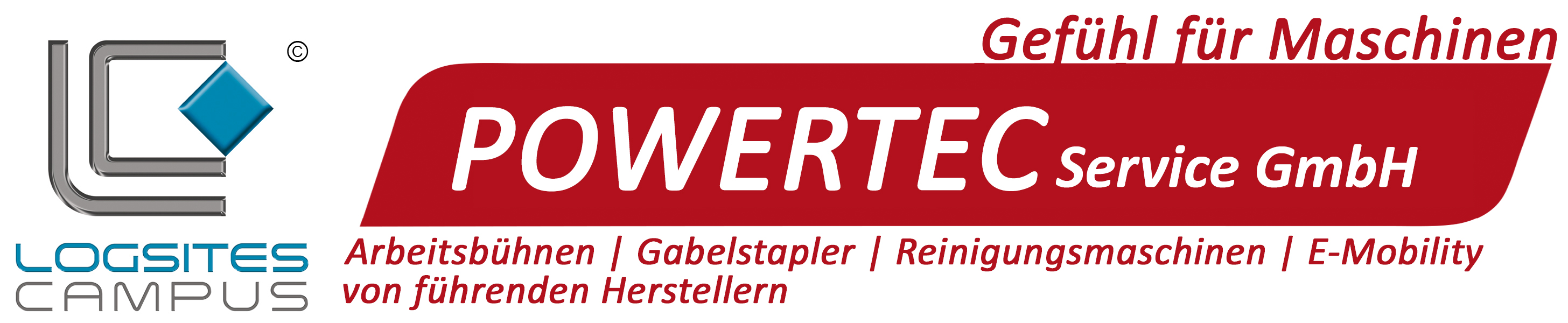 Powertec Service GmbH Online Shop-Logo